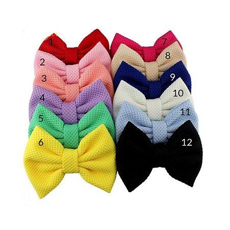 Laço infantil gravata piquet
