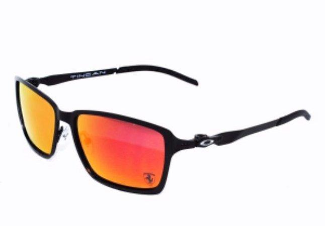 ece619d6e Óculos Oakley Tincan Ferrari - Loja fonte da moda