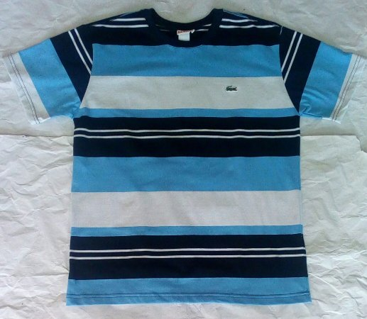Camiseta Lacoste Live - Loja fonte da moda f60650605d