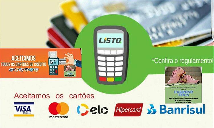 08e8cc748f Facilidades de Pagamentos - Cardoso Tênis