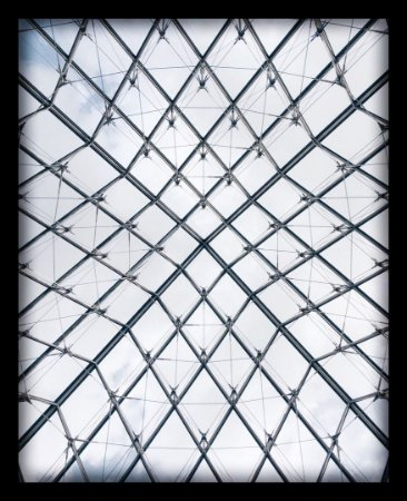 Quadro Decorativo Geométrico Teto