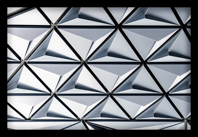 Quadro Decorativo Geométrico 3D