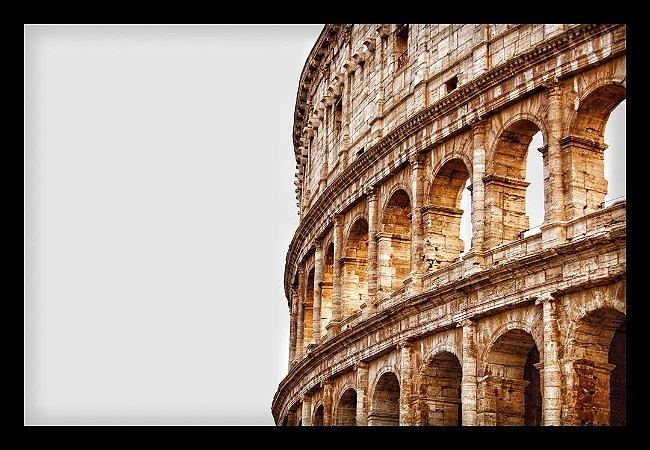 Quadro Decorativo Cidades Roma 1