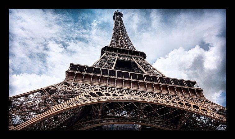 Quadro Decorativo Cidades Torri Eiffel