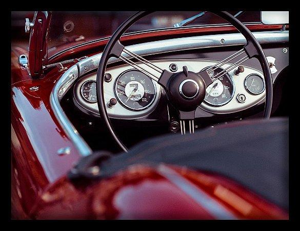 Quadro Decorativo Carros 6