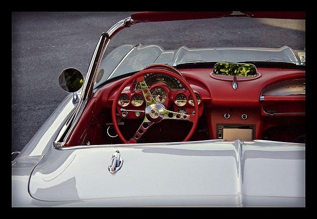 Quadro Decorativo Carros 9