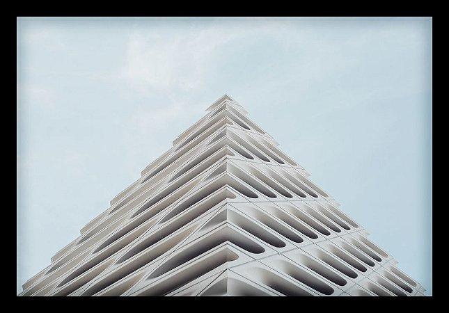 Quadro Decorativo Arquitetônico Prédio 02
