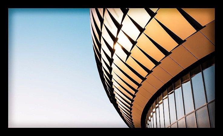 Quadro Decorativo Arquitetônico Prédio 04