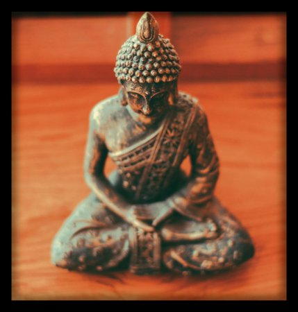 Quadro Decorativo Místico Buda