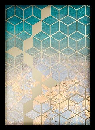 Quadro Decorativo Abstrato 1