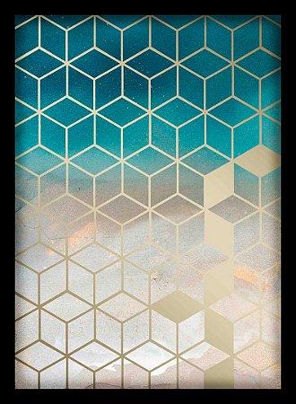 Quadro Decorativo Abstrato 2