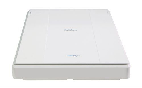 Flatbed Avision Scanner Paper Air 10  A4 600dpi