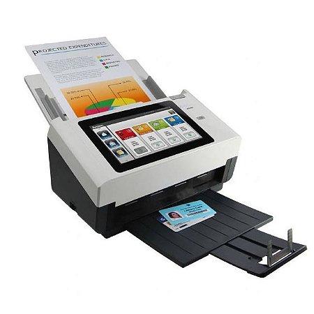 Scanner de Rede Avision AN240W - 40 ppm / 80 ipm - Ciclo diário de 6.000 páginas