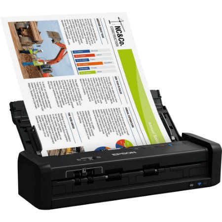 Scanner Epson es-300w 25ppm | 50imp