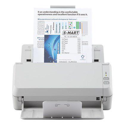 Scanner De Mesa Fujitsu Scanzen Eko+ Plus Duplex 30PPM