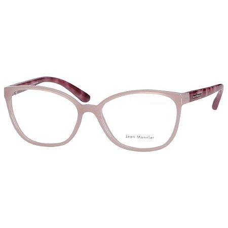 aa82c055054ff Óculos de Grau Jean Monnier J83176 Nude Feminino Pequeno - Óculos de ...