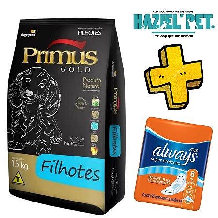 Ração primus gold filhotes