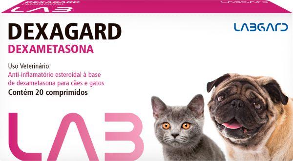 Dexagard - Antiinflamatório para cachorro e gato