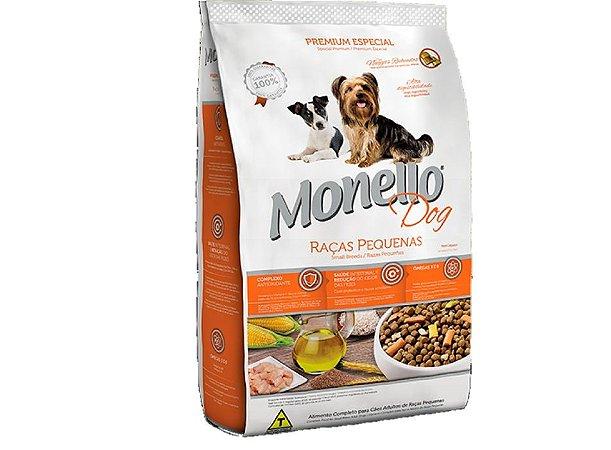 Ração Para Cachorro Cães Monello Dog Raças Pequenas 15kg