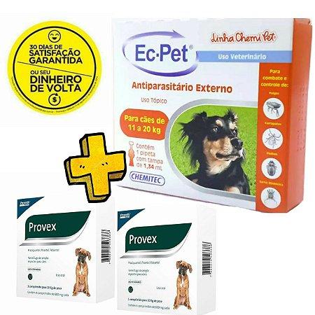 Ec- Pet - Antipulgas - Sanicida - Carrapaticida