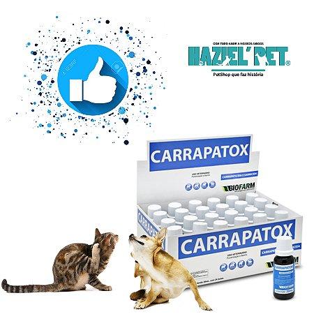 Carrapatox - Carrapaticida pulgicida 20ml