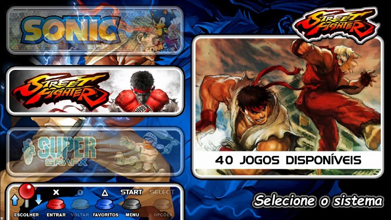Vídeo Game - Retro Gamer Box 10.292 Jogos + 1 Controle Usb
