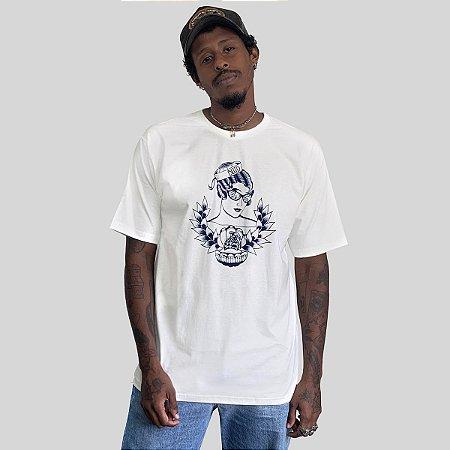 Camiseta Bleed Horizon Off White