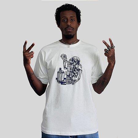 Camiseta Bleed Gardening Off White