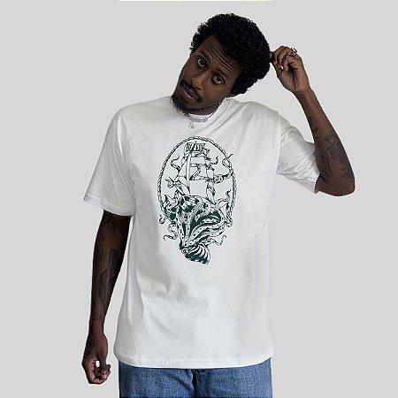 Camiseta Beed Deepen Off White