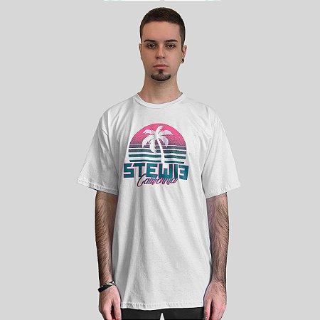 Camiseta Stewie California Branca