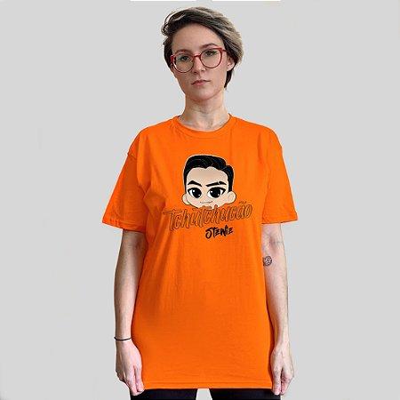 Camiseta Stewie Tchutchucão Laranja