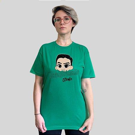 Camiseta Stewie Tchutchucão Verde