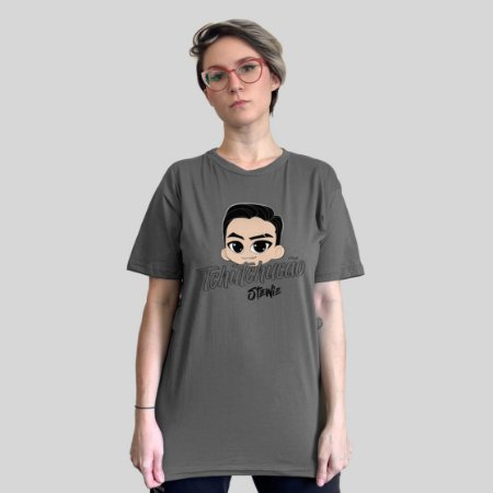 Camiseta Stewie Tchutchucão Chumbo