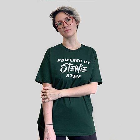 Camiseta Stewie Store Verde Musgo