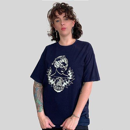 Camiseta Bleed Horizon Marinho