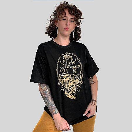 Camiseta Bleed Deepen Preto