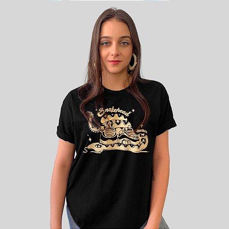 Camiseta Ventura Snakehead Preto
