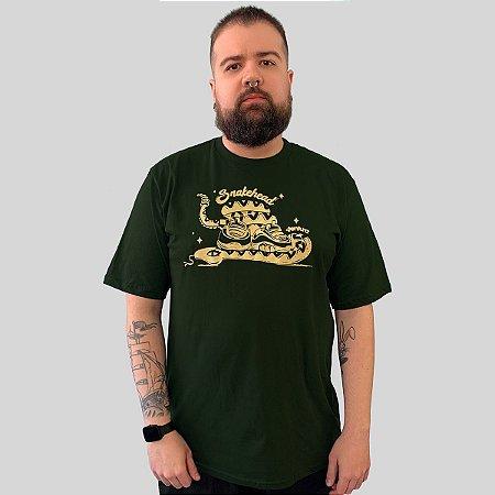 Camiseta Ventura Snakehead Musgo