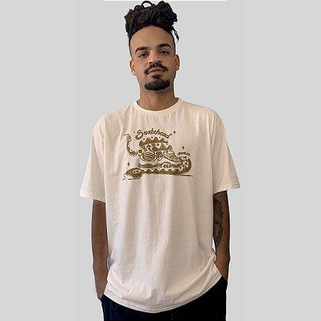Camiseta Ventura Snakehead Off White