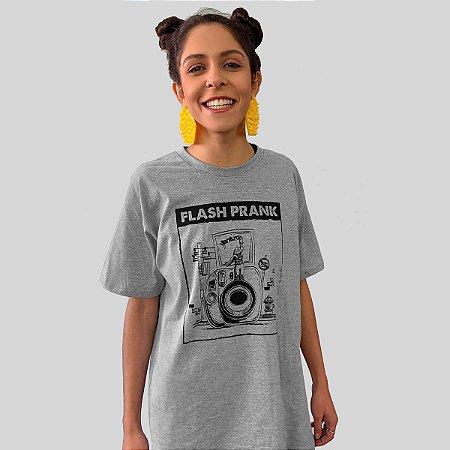 Camiseta Ventura Flash Prank Mescla