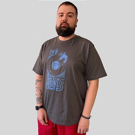 Camiseta Ventura Laziness Chumbo