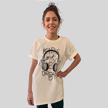 Camiseta Ventura Kids Next Door Off White