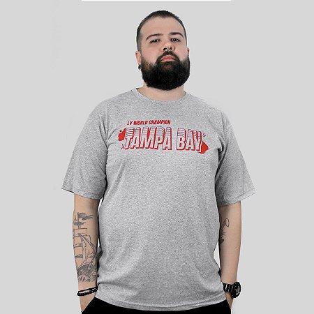 Camiseta The Fumble Champs Tampa Bay Mescla