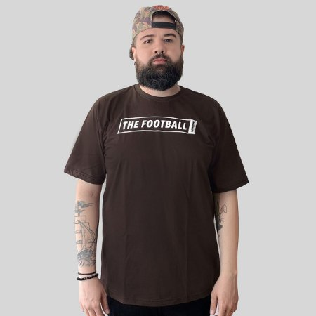 Camiseta The Fumble Grip Marrom