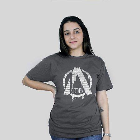 Camiseta Action Clothing Suburbia Chumbo