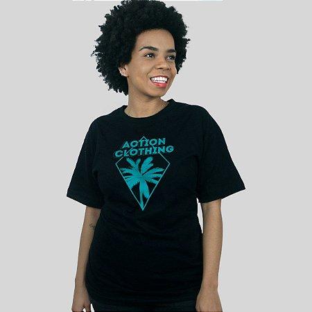 Camiseta Action Clothing Breeze Preta