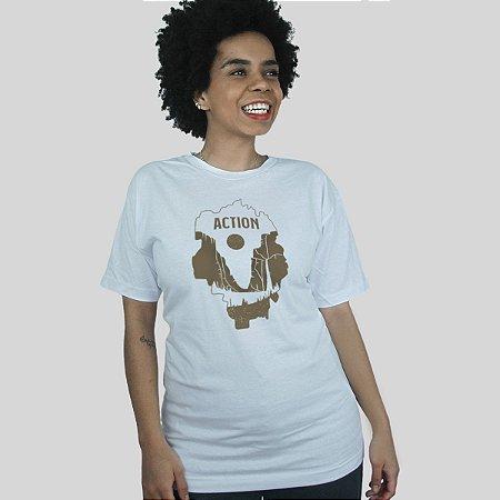 Camiseta Action Clothing El Capitan Branca