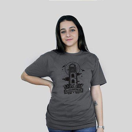 Camiseta Bleed Lighthouse Chumbo