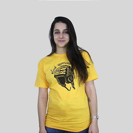 Camiseta Bleed Overdrive Amarela