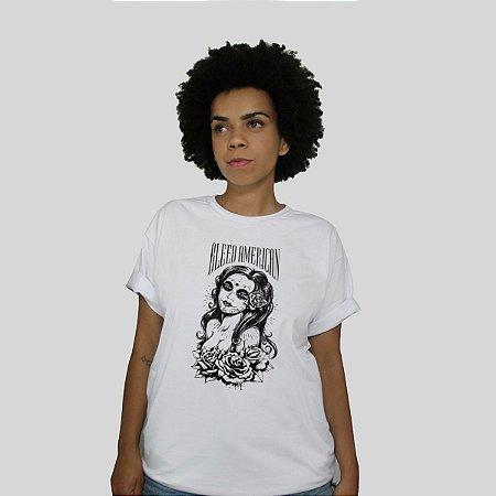Camiseta Bleed Timeless Branco